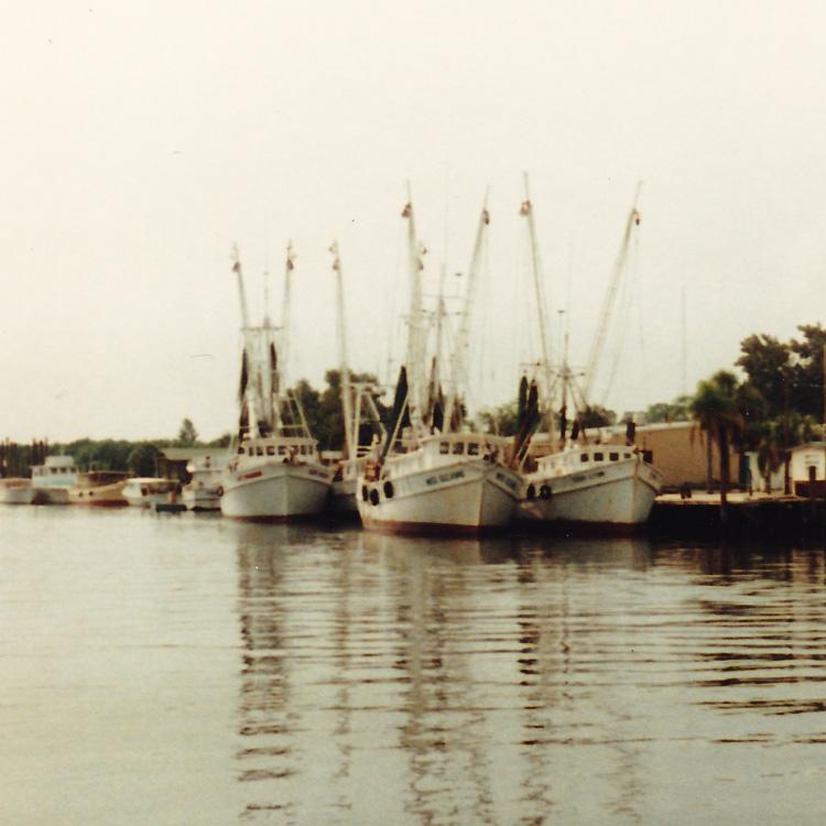 Pot Smuggling Shrimpers on the hook at Skip Steele's Caribbean getaway.