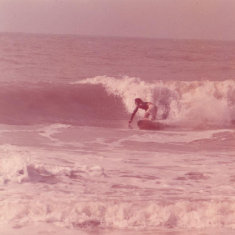 Dropping in at a little know Caribbean break in the mid70's