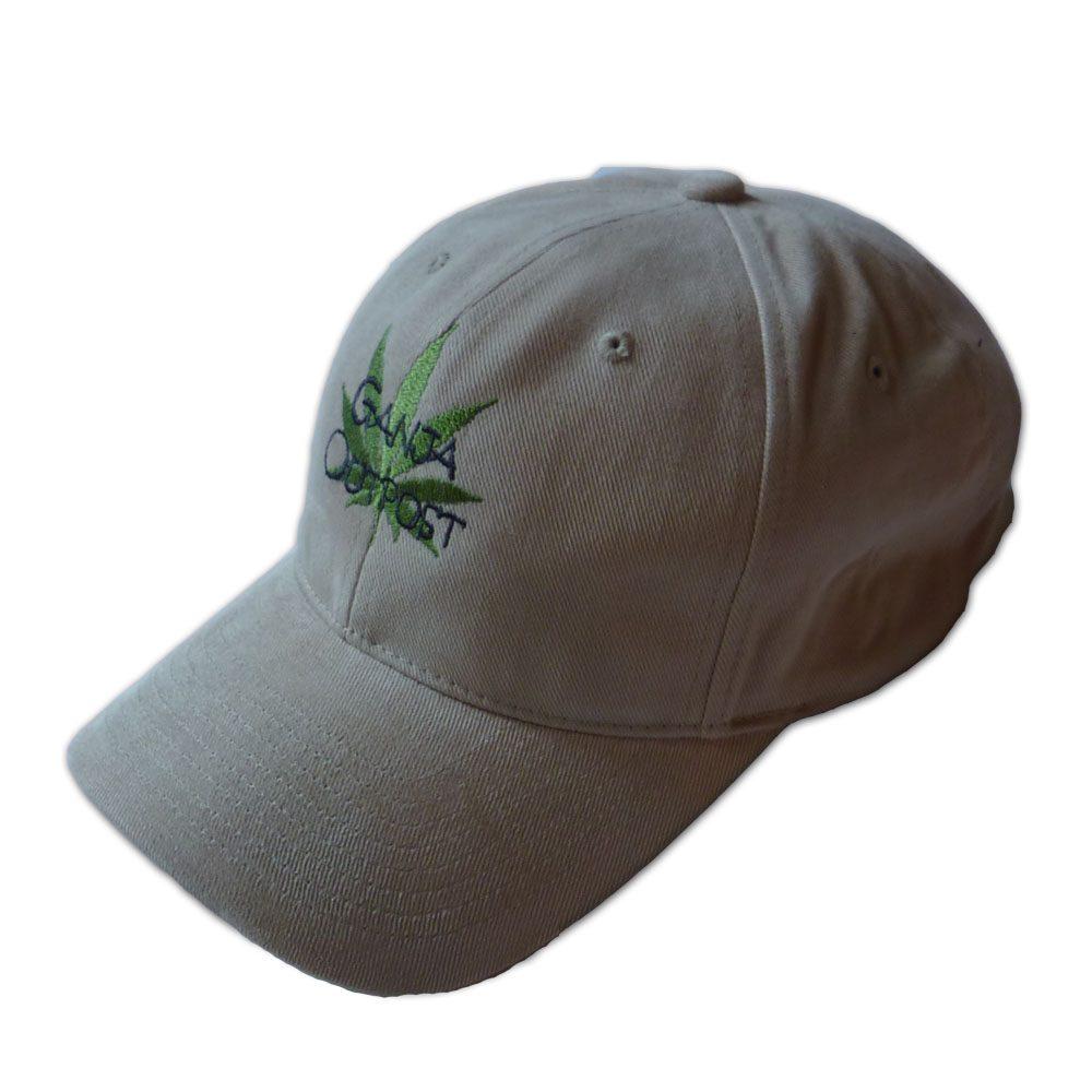Tan blaze Ganja Outpost Free Ganja Hat