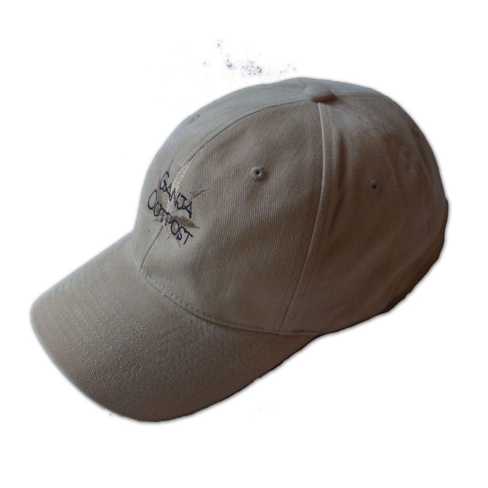 Tan stealth Ganja Outpost Free Ganja Hat