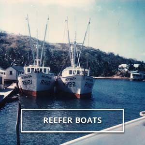 Explore the original Reefer Boats of the Cannabis Crew
