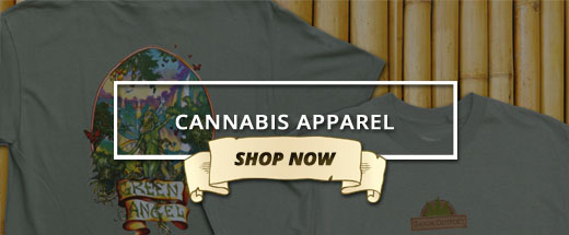 Shop Now for Marijuana Apparel at Ganja Outpost