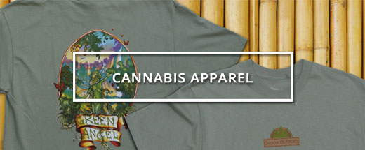 SHop Marijuana Apparel at Ganja Outpost