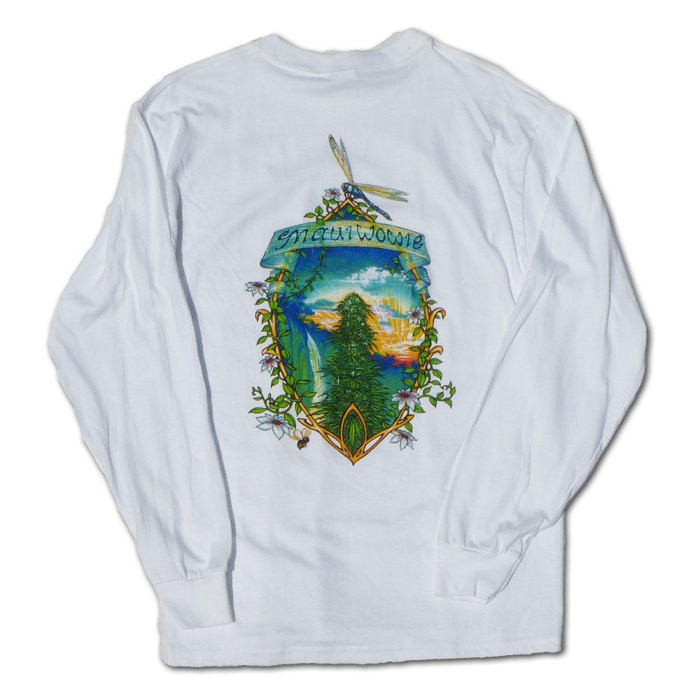 Maui Wowie Long Sleeve Marijuana Shirt