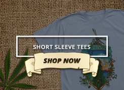 Shop for short sleeve marijuana tshirts today....