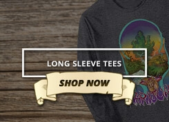AN image of the shop for long sleeve tshirts button on Ganja Outpost.